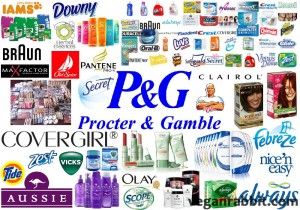 Procter & Gamble to Shrink its Portfolio to 65 Top Performing Brands