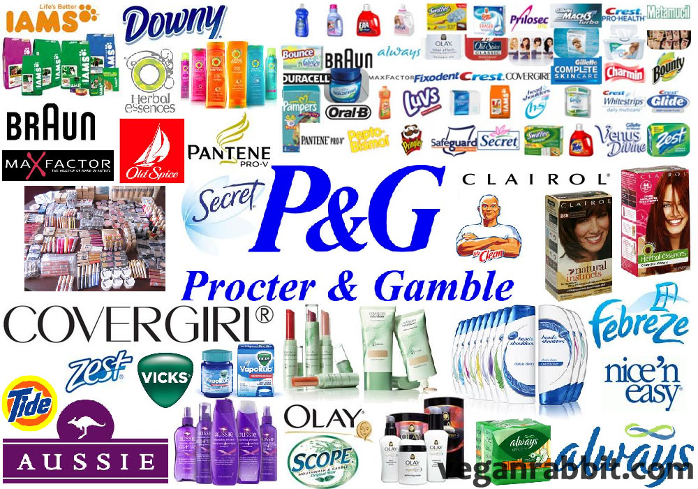 key success factors of procter and gamble