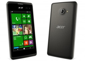 Acer Aims For A Bigger Share In Low-Cost Smartphones Market