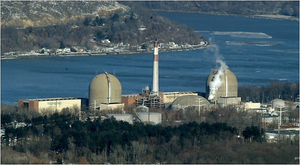NY Inhabitants Express Concern after The Indian Point Nuclear Power Plant Explosion