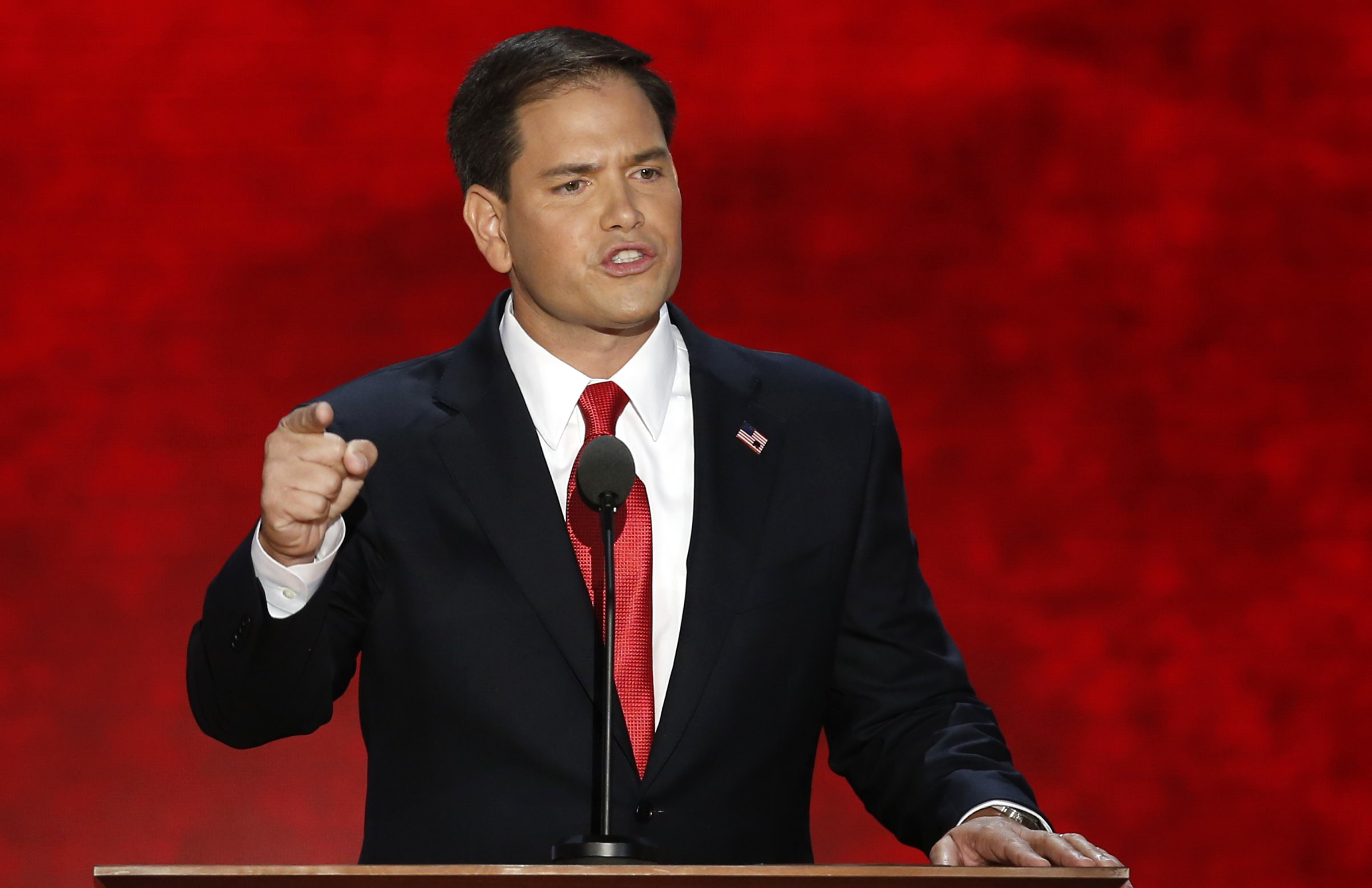 Marco Rubio Announces His Approach to Foreign Policy