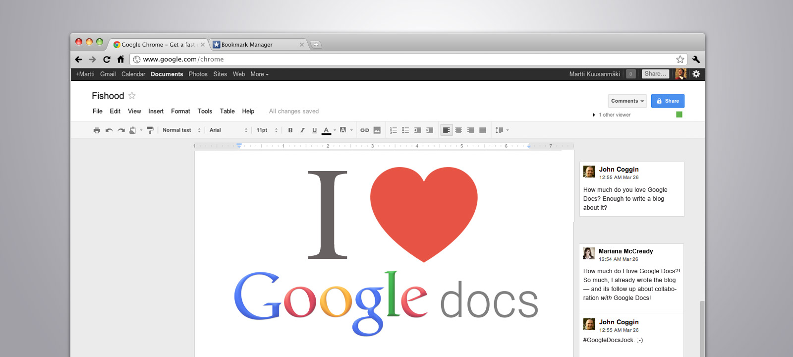 Google Docs Update: Voice Dictation More Accurate Than