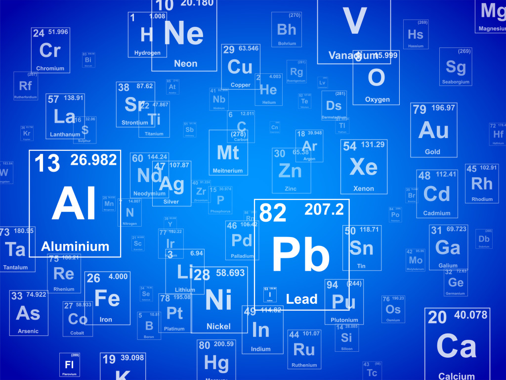 Four More Superheavy Elements Added To Periodic Table
