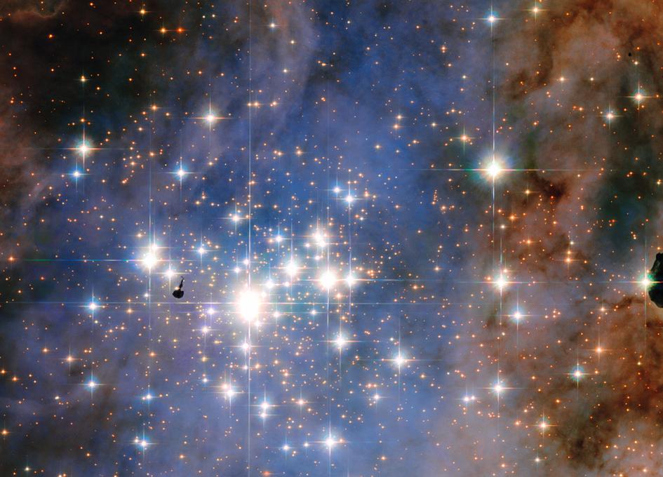 "alt=""Trumpler 14 Star Cluster"""