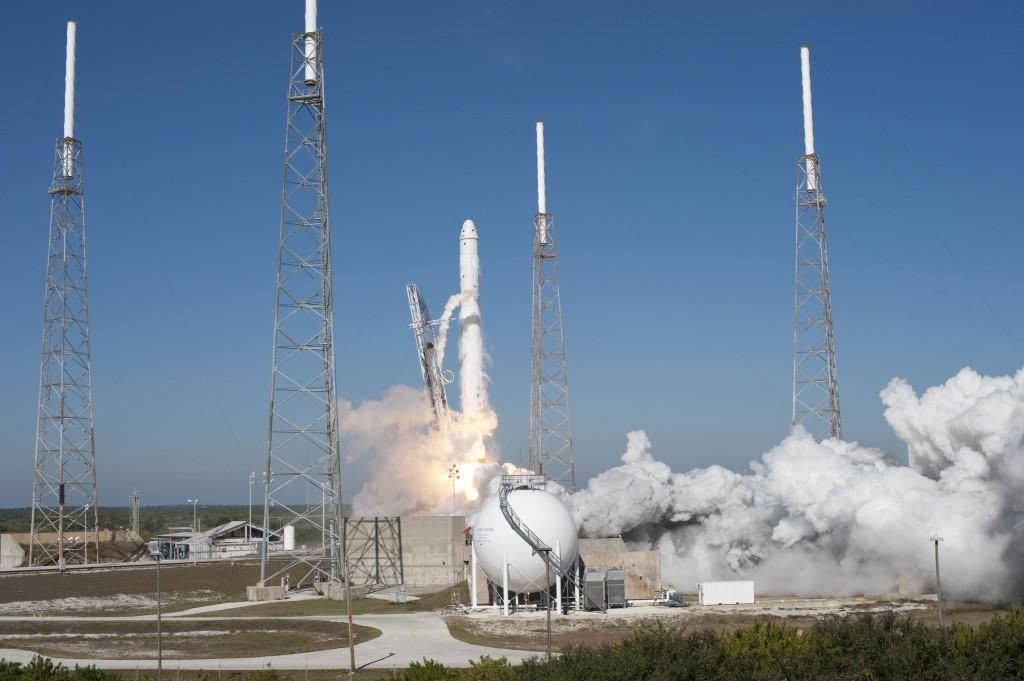 'Falcon 9 Rocket'