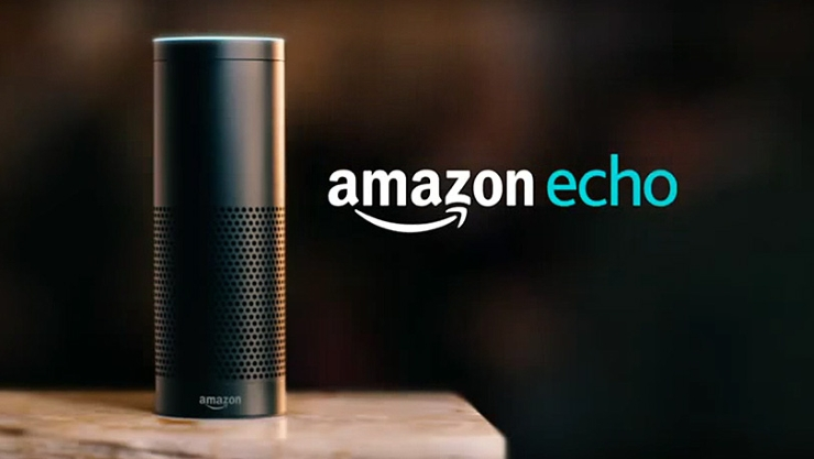 alt= Amazon Echo