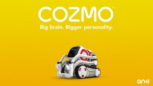 Cozmo is Anki's Gift to the World: The Cutest AI Robot You Can Buy