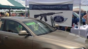 Buy a Car, Get an Assault Rifle for Free