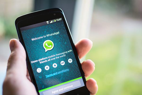 whatsapp milestone