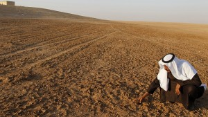 Syrian drought, natural disaster