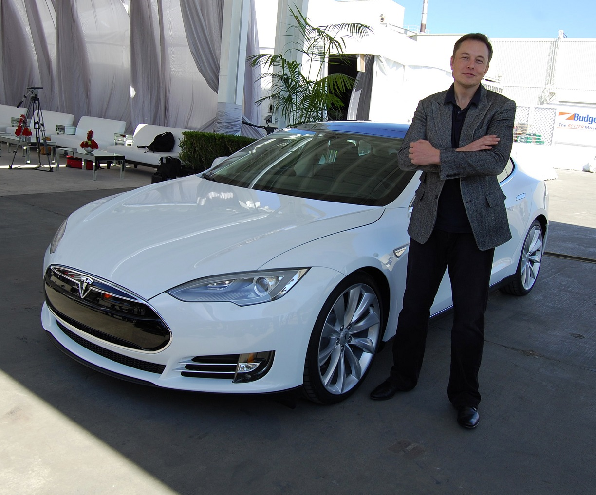 Tesla Model  Is Peoples Car