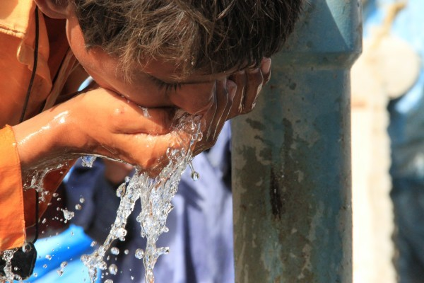 unsafe drinking water has harmful effects