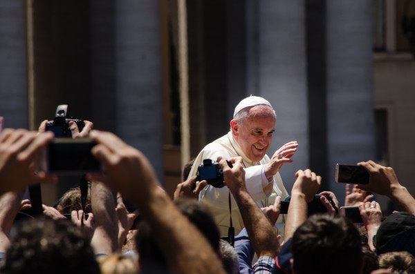 Pope Francis has put environmental causes at the core of his papacy