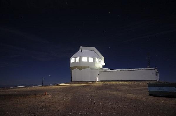 SST telescope