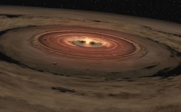 planetary disk