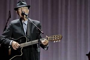 Leonard Cohen passed away on Monday