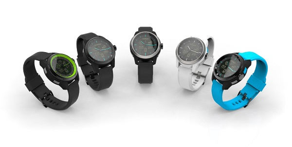 five smartwatches