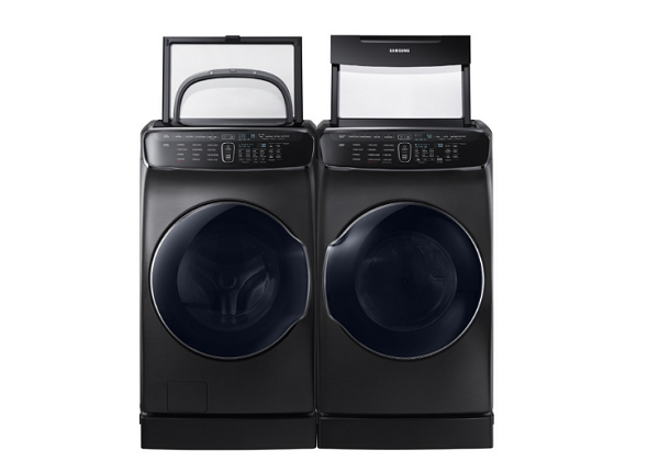 Samsung laundry system