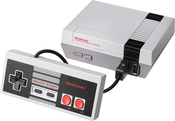 NES Classic Mini Edition