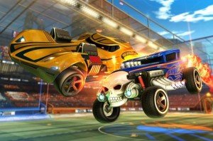 Rocket League Gets Hot Wheels DLC