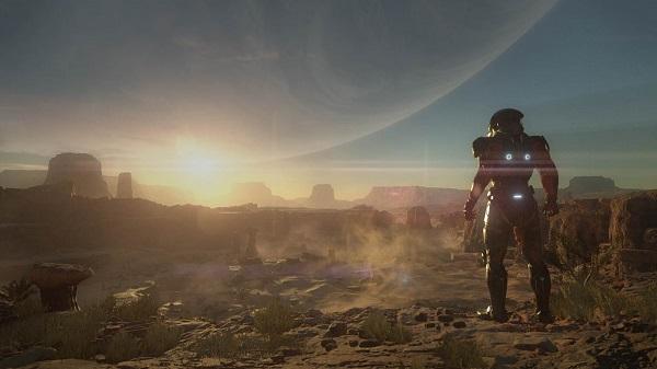 Mas Effect Andromeda screenshot