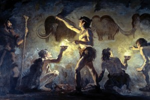 earliest humans illustration