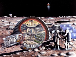 Europe And China May Work Together For A Lunar Outpost