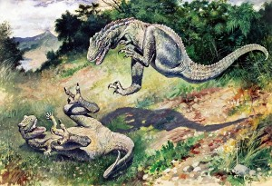 Dinosaurs Could Have Stood A Chance If Asteroid Struck Elsewhere