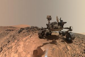 The Curiosity Rover Can Now Pick Its Targets Thanks To AEGIS