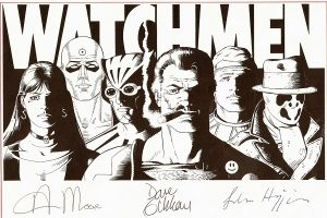 HBO Currently In Talks for Watchmen TV Series