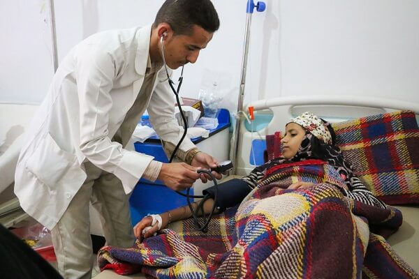 The cholera outbreak in Yemen has decimated the public.