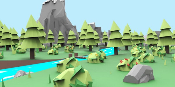 The Blocks app lets developers create 3D content easily.