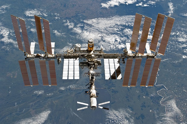 iss archaeology
