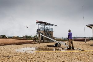 Drones Carrying Blood Supplies Save Lives In Tanzania