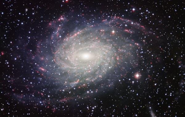 A Milky Way lookalike galaxy