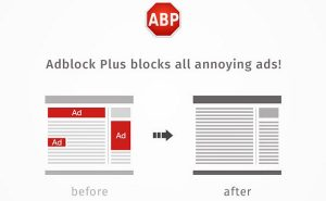 Presentation of Adblock Plus
