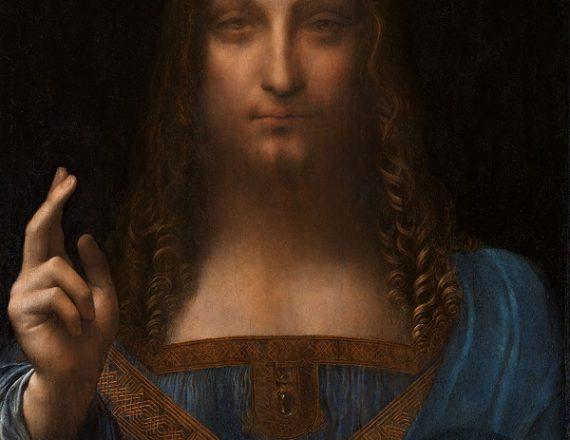 DaVinci's Lost Portrait of Christ Sells for a Record $450M