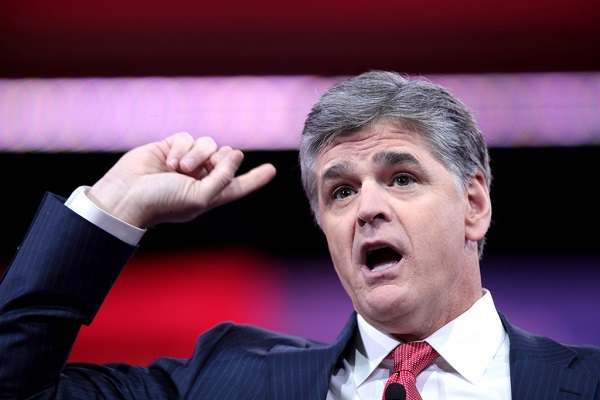 Fox News Host Sean Hannity