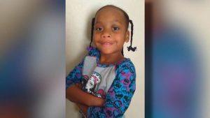 Ten-year-old Ashawnty Davis