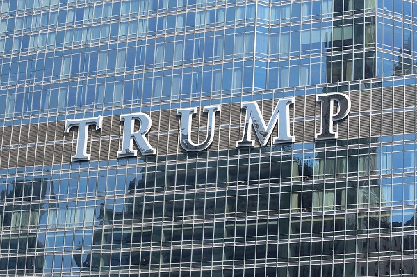 Trump hotel in Chicago