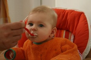 Babies Are Not Ready for Solid Food Until Six Months of Age (Study)