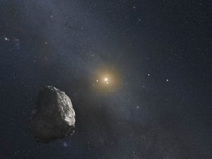 This Asteroid in Kuiper Belt Is Nothing Scientists Have Seen Before