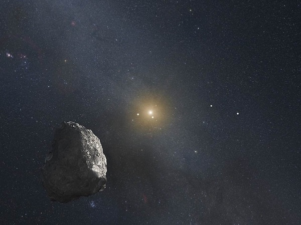 This Asteroid in Kuiper Belt Is Nothing Scientists Have ...