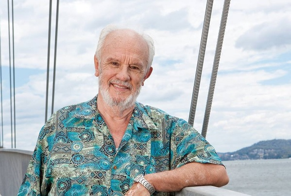 Australian blood donor James Harrison