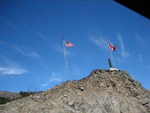 U.S.-Canada border